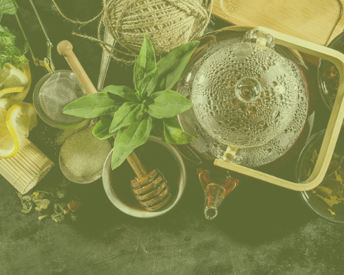 Fűszerek, gyógynövények