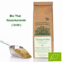 Thai fűszerkeverék őrölt Bio 40 g Wurdies
