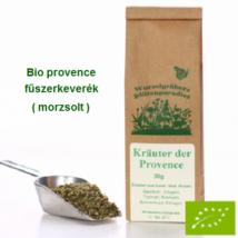 Provence fűszerkeverék, morzsolt, Bio 30 g Wurdies