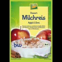Bio rizsfelfújt almával és fahéjjal 112 gr.