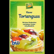 Színtelen (tiszta) tortaöntet bio 15 g Biovita Naturkost