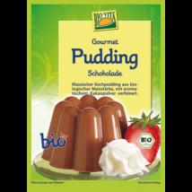 Gourmet bio csokoládé puding 45 g Biovita Naturkost