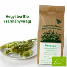 Hegyi tea (sármányvirág) görög 40 g Wurdies
