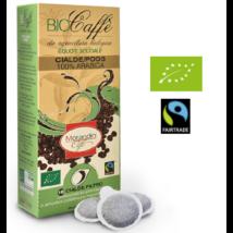 Bio prémium kávé, őrölt 18 db filtertabletta Morandini caffe