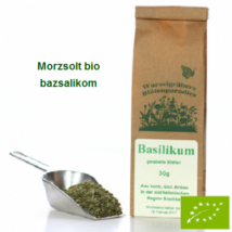 Bazsalikom morzsolt, Bio 30 g Wurdies