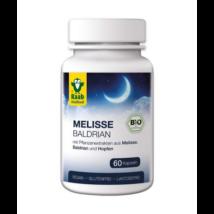 Bio Citromfű-Valeriána-Komló kapszula  60 db 480 mg Raab Vitalfood
