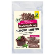 Csokoládés muffin sütőkeverék Bio (csökkentett szénhidrát tartalom) 160 g Raab Vitalfood