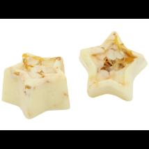 Bio, vegán fürdőkrém csillag, mandarin illattal 23 g Velvety Manufaktur