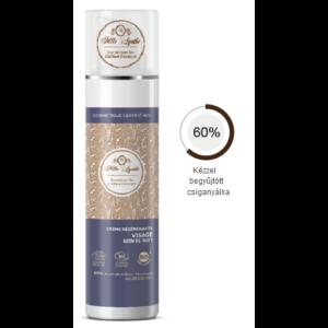Regeneráló éjszakai arckrém 60 % csiganyákkal Bio 50 ml MLLE AGATHE