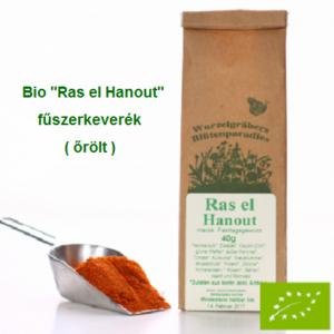 """""""Ras el Hanout"""" fűszerkeverék, Bio 40 g Wurdies"""