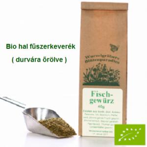 Halak fűszerkeverék, Bio 40 g Wurdies