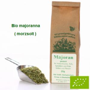 Majoranna morzsolt Bio 20 gr Wurdies