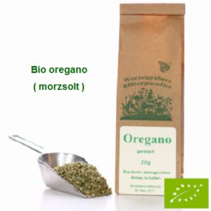 Oregano morzsolt Bio 20 gr Wurdies
