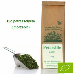 Petrezselyem morzsolt Bio 15 gr Wurdies