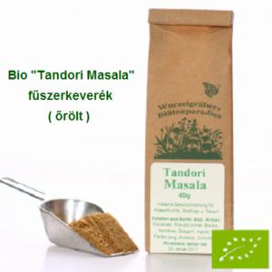 """""""Tandori Masala"""" fűszerkeverék Bio 40 g Wurdies"""