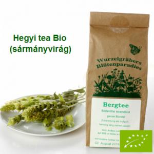 Görög hegyi tea (sármányvirág) 40 g Wurdies