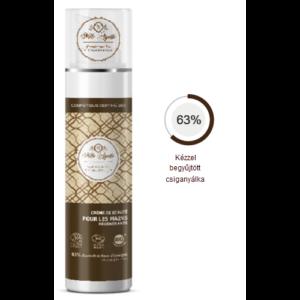 Regeneráló kézápoló krém 63 % csiganyákkal Bio 50 ml MLLE AGATHE