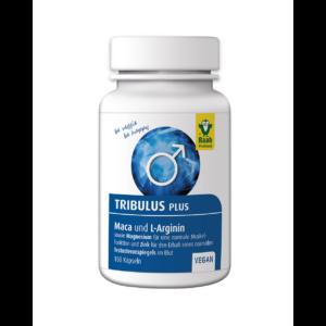 Tribulus plusz, férfi egyensúly kapszula 100 db Raab Vitalfood