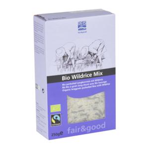 Bio vadrizs keverék 250 g (Fairtrade), Reismühle Svájc
