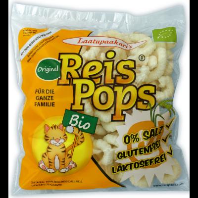 Puffasztott rizs Bio 75 g Reis Pops