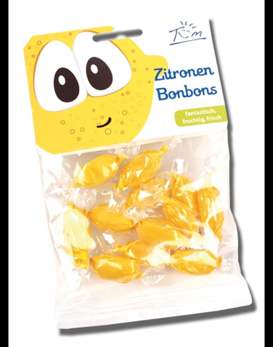 Bio citromos cukorka GYERMEKEKNEK! 50 g BIOVITA NATURKOST