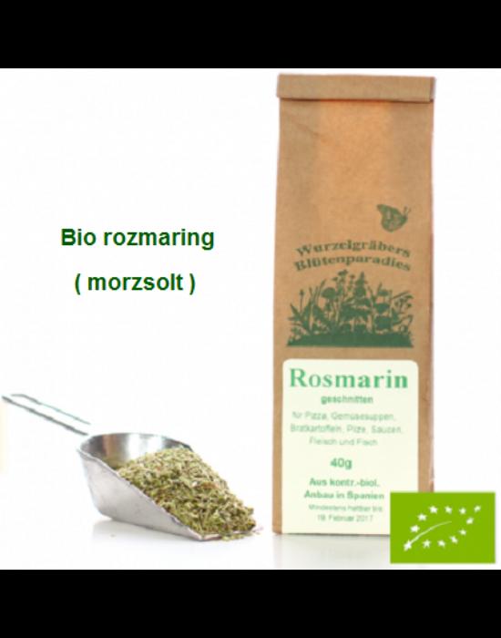 Rozmaring morzsolt Bio 40 gr Wurdiges