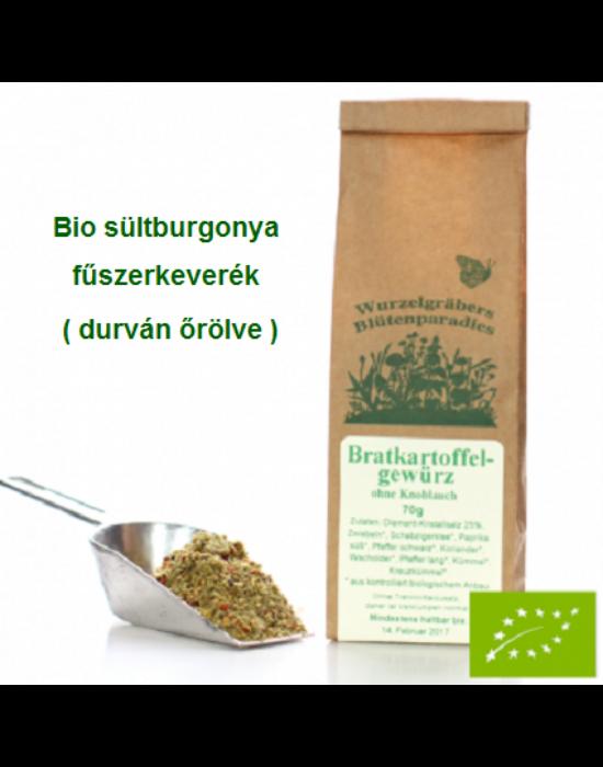 Sültburgonya fűszerkeverék, Bio 70 g Wurdies