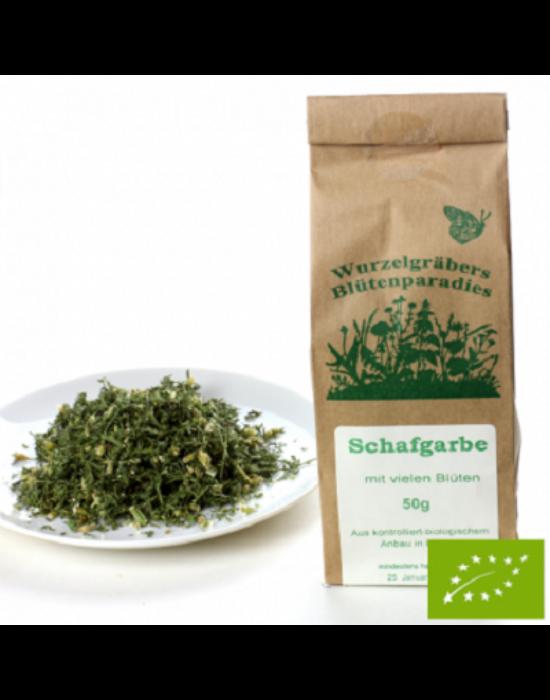 Cickafark (sok virággal) darabolt Bio 50 g Wurdies