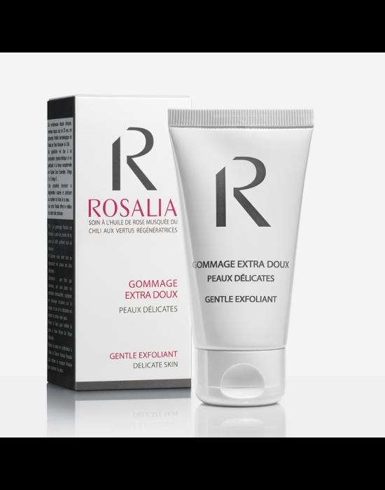 Bio arctisztító krém vadrózsa olajjal, fehér agyaggal 50 ml Rosalia